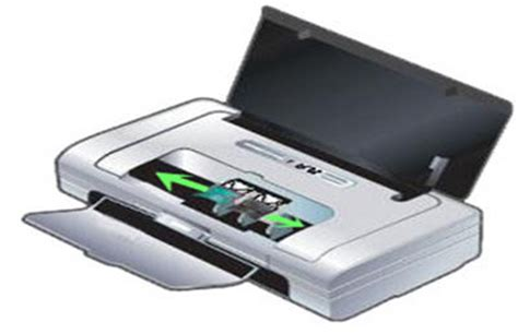 reset hp officejet h470 the carriage is stuck for hp officejet h470 h470b