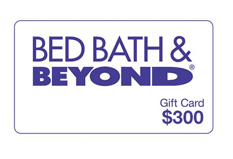 New Contest Win A 300 Gift Card From Eluxury by Win A 300 Bed Bath Beyond Gift Card Giveaway