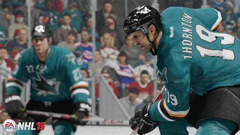 review nhl 15 has great moments surrounded with ea sports reveals first nhl 15 screenshot gamecrate
