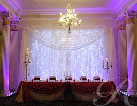head table draping 101 best images about backdrop on pinterest ceremony