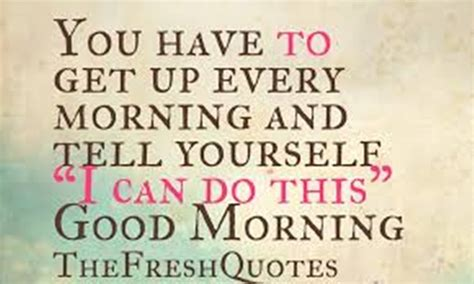 Quotes About The Morning