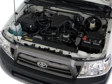 2008 Toyota Tacoma Engine Image 2009 Toyota Tacoma 4wd Reg I4 Mt Natl Engine