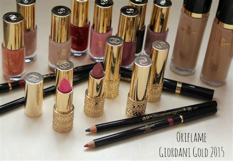Make Up Oriflime nieuwe make up oriflame giordani gold 2015