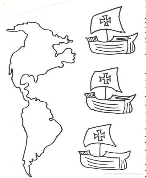 dibujos de cristobal colon y sus barcos m 225 s de 20 ideas incre 237 bles sobre las carabelas de colon en