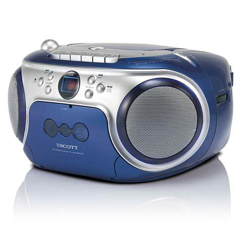 cassette cd radio player radio cassette cd player the essential b10 bl b10bl