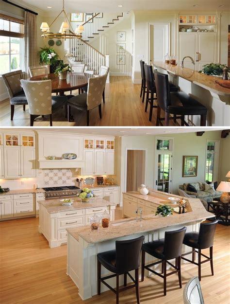 decoracion de casas  sala  comedor juntos salas