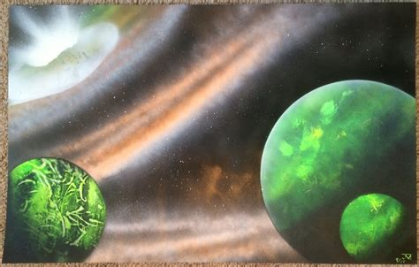 green paint sles spray paintings for sale online fantasy spray paint art