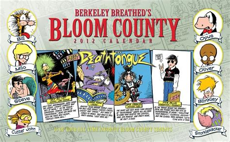 bloom county brand new day coming attractions fall 2011 idwhoops the beat