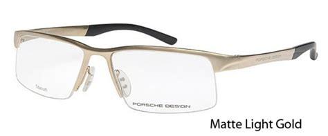 Porsche Brille by My Rx Glasses Resource Porsche Eyewear P8166 Semi