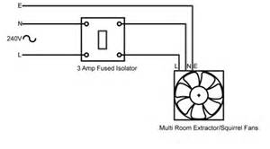 Kitchen Exhaust Wiring Diagram Rhl Multi Room Fan For Kitchen Bathroom And Wc