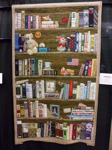 Block Bookcase More Shipshewana Quilts