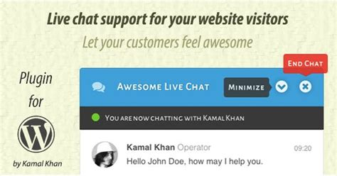 woothemes live chat awesome live chat v1 4 0