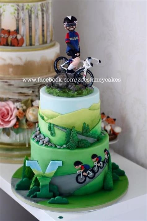 Cake Decoration Bicycle by Best 25 Bicycle Cake Ideas Only On Fondant