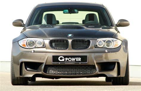 Bmw 1er Coupe V8 Umbau by Das Schnellste Bmw 1er M Coup 233 Der Welt G Power G1 V8