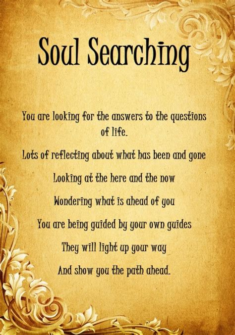 All You Soul Searching Come On Soul Searching Quotes Sayings Soul Searching Picture Quotes
