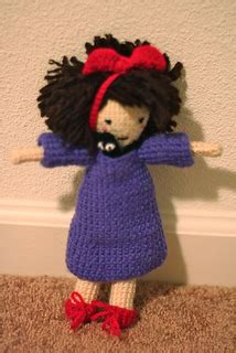 Dress Siska ravelry witch s dress for doll pattern by christine