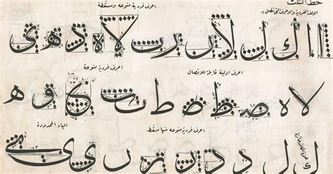 tutorial seni kaligrafi kaidah khoth tsulus karya hasyim muhammad baghdad
