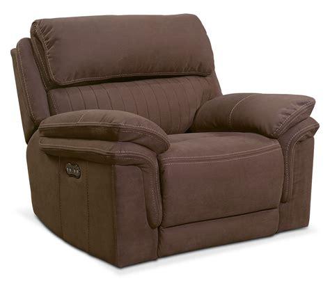 monterey 3 power reclining sofa mocha the monterey collection mocha value city furniture