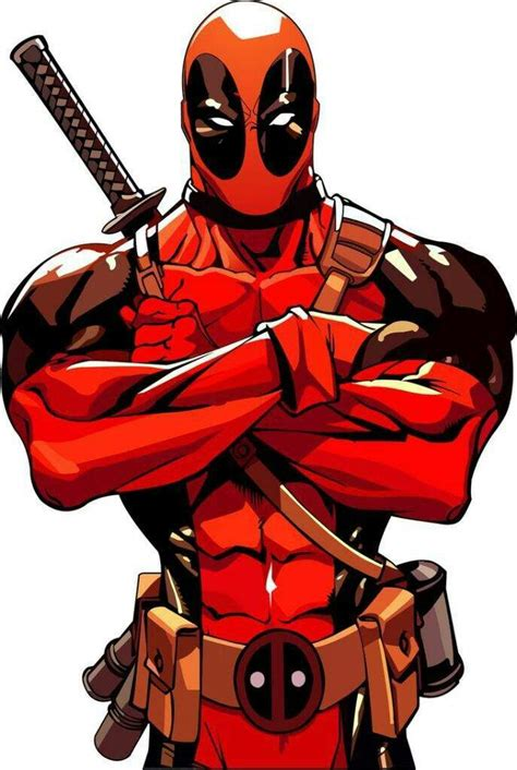 deadpool comics amino