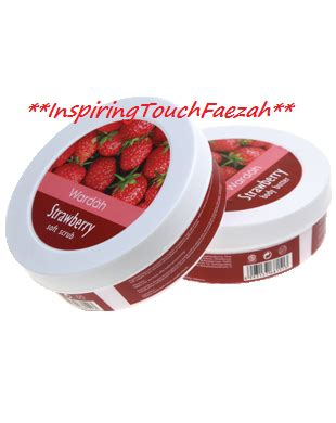 Wardah Strawberry Soft Scrub Dan Butter wardah johor skincare cosmetic wardah spa series