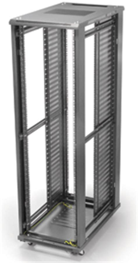 Broadcast Rack by Enclosure Systems Preconfigured Broadcast Racks