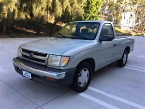 Toyota Tacoma 2000 For Sale 2000 Toyota Tacoma For Sale Carsforsale