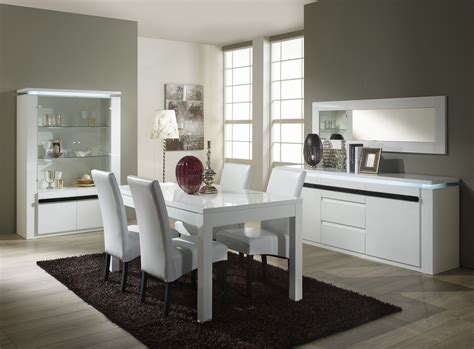Salle A Manger by Salle Manger Moderne Avec Table Collection Et Salle A