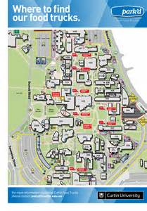 Bentley Perth Map Food Trucks Curtin News And Events Curtin