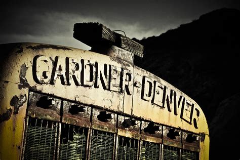 Gardener Denver by Gardner Denver By Merrick Imagery