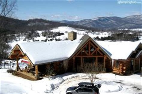 Rag Mountain Cabin by Best Winter Cabin Vacations On The East Coast