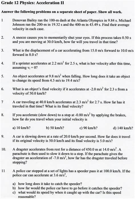 Work Power And Energy Worksheet Answers by Work Energy And Power Worksheet Answers Abitlikethis