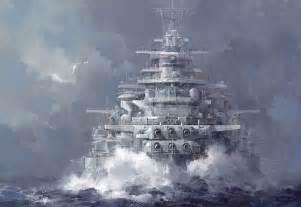 Arizona Vanity Plates Bow View Of Navy Battleship Painting