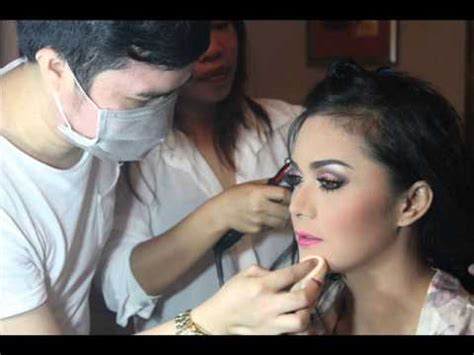 krisdayanti make up by bennu