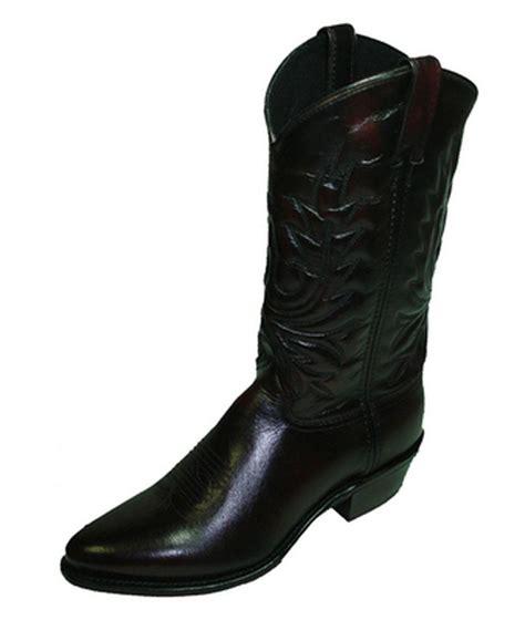 Country Boots Black Emperor mens cowboy boots black