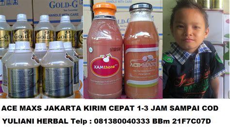 Ace Maxs Tangerang trica jus pondok aren tangerang 081380040333