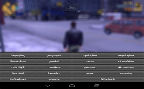 gta 3 cheats for android jcheater gta iii edition android apps on play