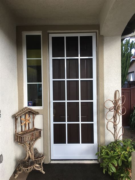 swinging screen doors swinging screen doors mobile screen shop