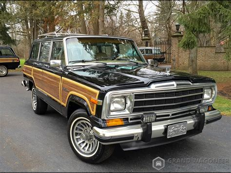 j10 themes 1988 jeep grand wagoneer grand wagoneer by classic