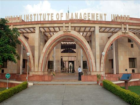 Iim Mba Colleges In India by Iim Indore Iim Indore Top Offer At Rs39 Lakh Per Annum