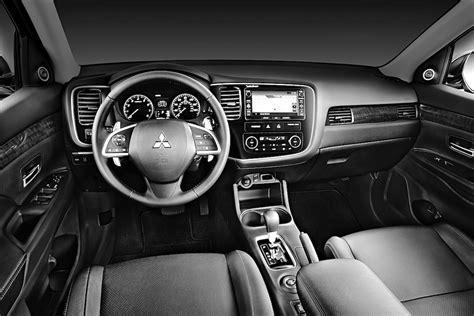 mitsubishi outlander 2015 interior 2015 mitsubishi outlander 3 0 gt a unique take on the suv