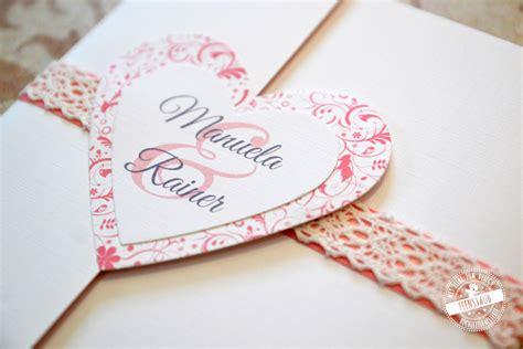 Hochzeitseinladung Pocket by Individuelle Hochzeitspapeterie Hochzeitseinladung