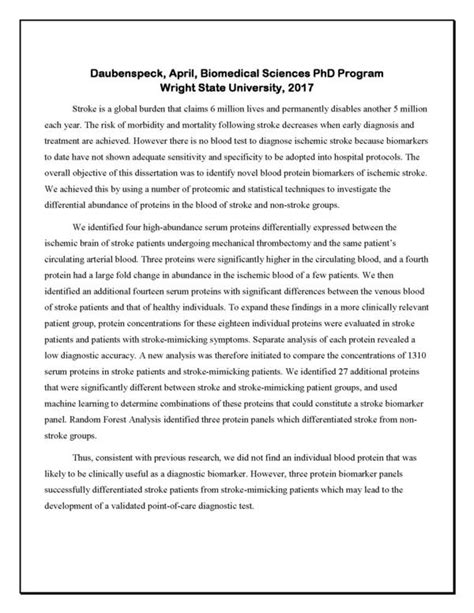 biomedical science dissertation biomedical science dissertation 28 images biomedical