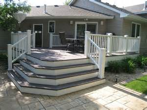 Deck Corner Stairs Design 36 Best Images About Deck Ideas On Outdoor Storage Benches Wooden Steps And Decks