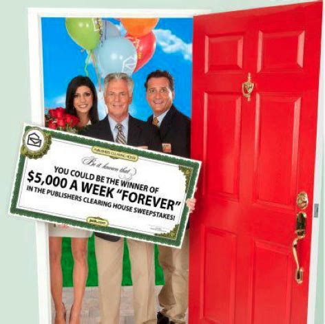 Does Pch Really Pay Out - publishers clearing house sweepstakes win 5 000 a week forever mama luvs books