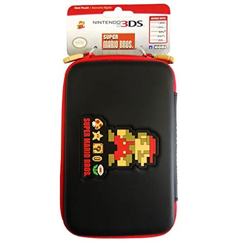 Hori Pouch For New 3ds Xl hori retro mario pouch for new 3ds xl and nintendo 3ds xl niftywarehouse