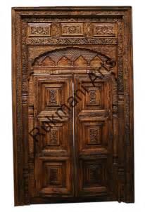 Door Design Photos India Wooden Carved Doors India Teakwood Doors Teak Wood Doors