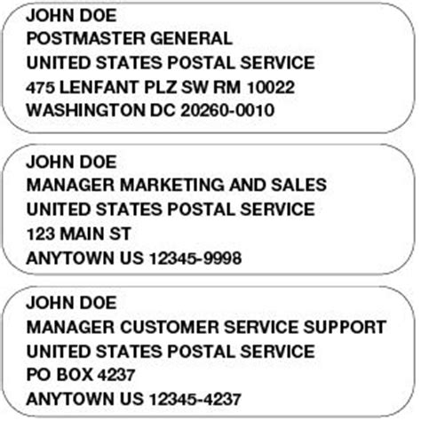 Us Postal Address Lookup Optimus 5 Search Image Address Format For United States