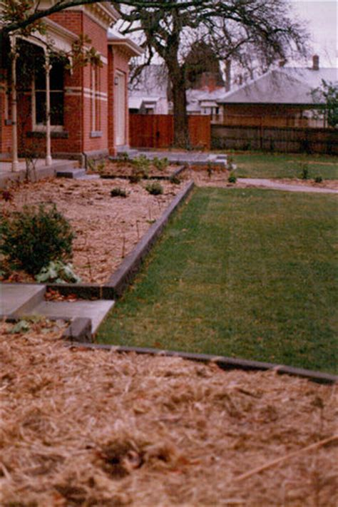 Bluestone Garden Edging Edge Garden Edging Ballarat Melbourne