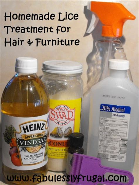 how to get rid of lice fabulessly frugal