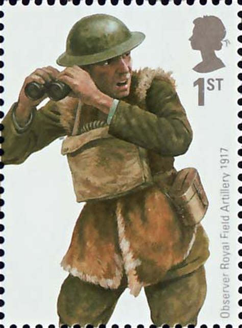 British Army Uniforms (2007) : Collect GB Stamps
